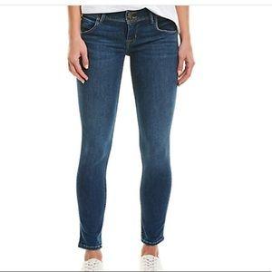 Hudson Collin Crop skinny jeans. Size 26
